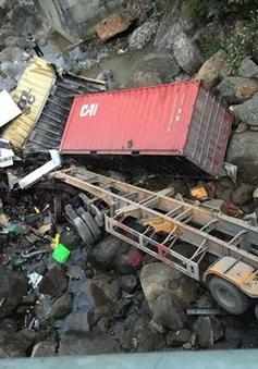 Lai Châu: Tai nạn giao thông, 4 người bị thương nặng