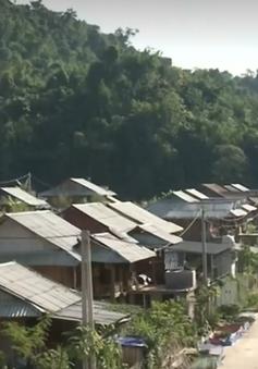 Cuộc sống mới của trẻ em vùng tái định cư thủy điện Lai Châu