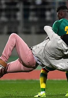 CĐV gây rối, trận giao hữu Bờ Biển Ngà - Senegal kết thúc sớm