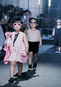 Khởi động Tuần lễ thời trang trẻ em 2017 tại TP.HCM