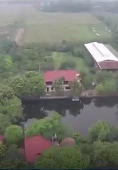 UBND huyện Sóc Sơn, Hà Nội: Không cho phép hợp thức hóa đất ao hồ lấn chiếm