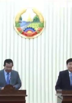 Lào và Campuchia giải quyết vấn đề biên giới