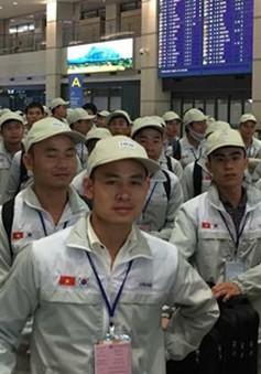 Nhiều địa phương phải dừng đưa lao động xuất khẩu sang Hàn Quốc vì tỷ lệ bỏ trốn cao