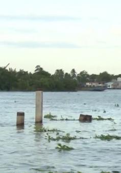 Thủ tướng yêu cầu kiểm tra phản ánh lấp sông Tiền xây công viên