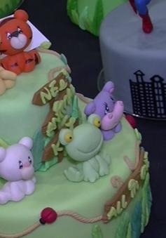 Lễ hội đồ ngọt - Động lực cho ngành bánh kẹo tại Mỹ
