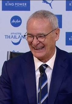 Những câu nói hài hước của HLV Ranieri trong phòng họp báo ở Leicester City