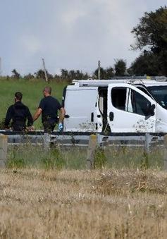 Vụ đâm xe vào binh sĩ Pháp: Thêm một nghi can bị bắt giữ