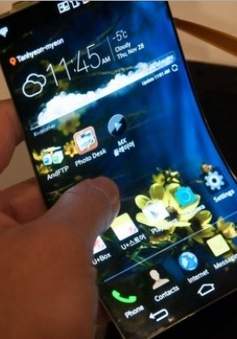 LG tung G6 tại Hội nghị Điện thoại thế giới