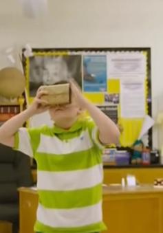 Mỹ: Giảng dạy Lịch sử bằng công nghệ thực tế ảo
