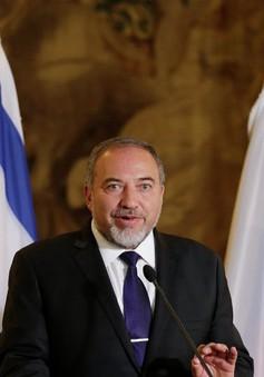 Israel khẳng định duy trì quan hệ quân sự mạnh mẽ với Mỹ