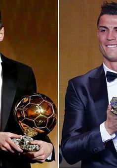 Barcelona cay cú với Ronaldo, tôn vinh Messi là hay nhất mọi thời đại