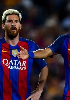 Messi: Vắng Neymar khiến Barca trở nên mạnh hơn