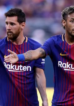 IS dọa hành quyết Messi và Neymar