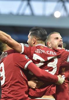 Liverpool giành quyền vào vòng bảng Champions League