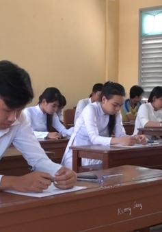 Lộ đề thi ở Đồng Tháp: Giáo viên mang đề thi về nhà với mục đích cá nhân