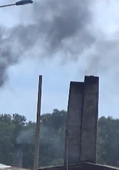Đồng Nai: Khói bụi lò gạch bủa vây khu dân cư