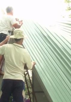 Bình Phước thiệt hại hơn 5 tỷ đồng do lốc xoáy