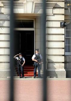 Vụ tấn công bên ngoài Cung điện Buckingham: Bắt nghi phạm thứ hai