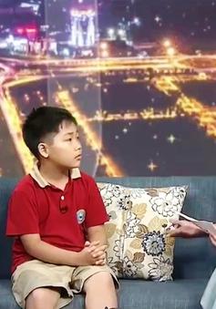 Cậu bé lớp 4 nhặt được 50 triệu đồng trả lại người đánh mất