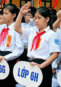 Hà Nội: Không được tổ chức thi tuyển vào lớp 1 và lớp 6