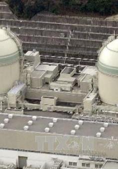 Nhật Bản thông qua kế hoạch dỡ bỏ 5 lò phản ứng hạt nhân