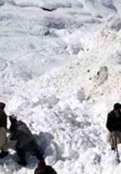 Hơn 100 người thiệt mạng do lở tuyết tại Afghanistan