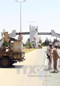 Libya chặn đứng âm mưu đánh chiếm thủ đô Tripoli