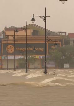 Lũ trên các sông từ Thừa Thiên - Huế đến Phú Yên có khả năng lên lại