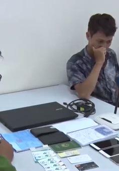 Nghệ An bắt giữ hai đối tượng giả danh nhân viên Công ty viễn thông