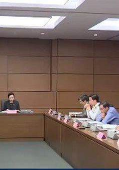 ĐBQH thảo luận Luật Đơn vị hành chính - kinh tế đặc biệt