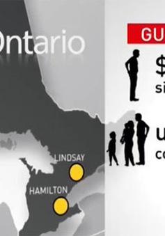 Canada thử nghiệm chương trình trợ cấp cho người thu nhập thấp