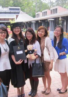 Du học sinh Việt Nam đông thứ 4 ở Australia