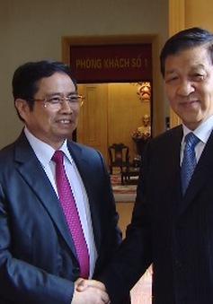Tăng cường hợp tác đào tạo cán bộ Việt Nam – Trung Quốc