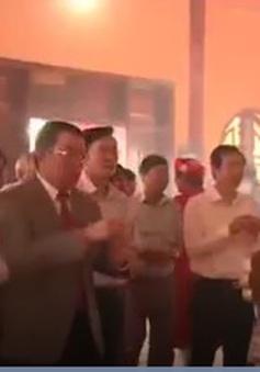 Phú Yên: Dâng hương tưởng niệm danh nhân Lương Văn Chánh