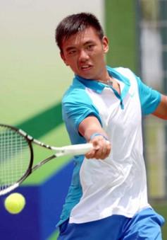 Lý Hoàng Nam xếp hạng hạt giống số 1 SEA Games 29