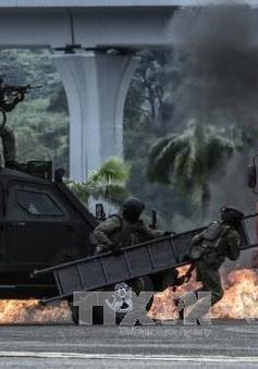 Malaysia tăng cường an ninh trước thềm SEA Games 29