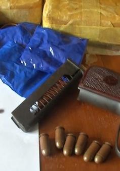 Quảng Trị: Thu giữ 40.000 viên ma túy và vũ khí nóng