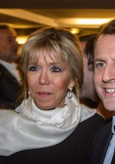 Sức hút của phu nhân Tổng thống Pháp