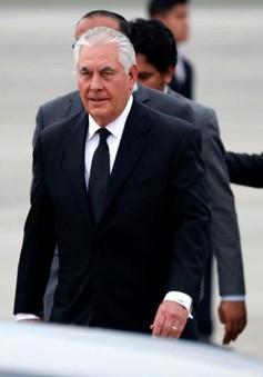 Ngoại trưởng Mỹ thăm Malaysia