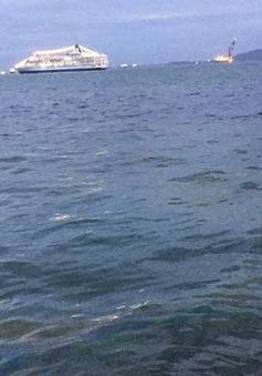 Chìm tàu chở dầu ngoài khơi Malaysia, 6 thủy thủ mất tích