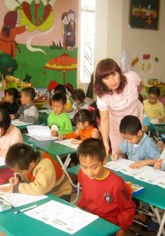 Chấm dứt tình trạng dạy chữ cho trẻ trước khi vào lớp 1