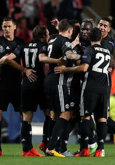 5 đội bóng Ngoại hạng Anh đứng đầu bảng Champions League