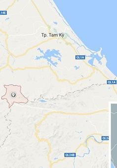 Truy tìm hung thủ đâm tài xế taxi tại Quảng Nam