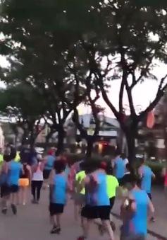 Marathon Quốc tế Hội An 2017- Thể thao và Du lịch