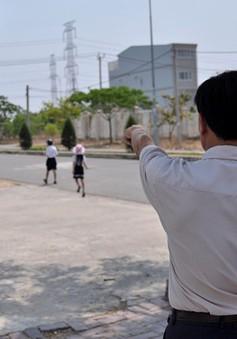 Vũng Tàu: Truy tìm kẻ sàm sỡ nhiều nữ sinh trước cổng trường
