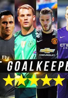 Casillas lựa chọn ai là thủ môn số 1 thế giới hiện nay?
