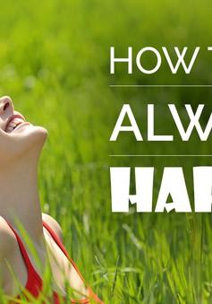 """Sử dụng thực phẩm giúp não luôn """"vui vẻ"""""""