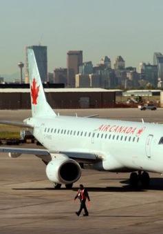 Máy bay của Air Canada suýt gây thảm họa hàng không