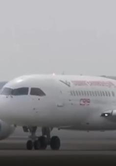Máy bay chở khách sản xuất nội địa của Trung Quốc sẵn sàng cất cánh