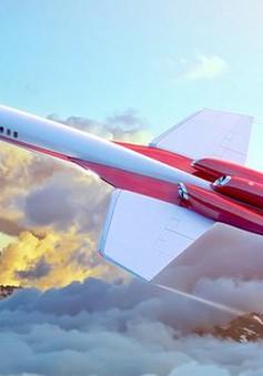 Máy bay siêu thanh – tương lai của hàng không thế giới